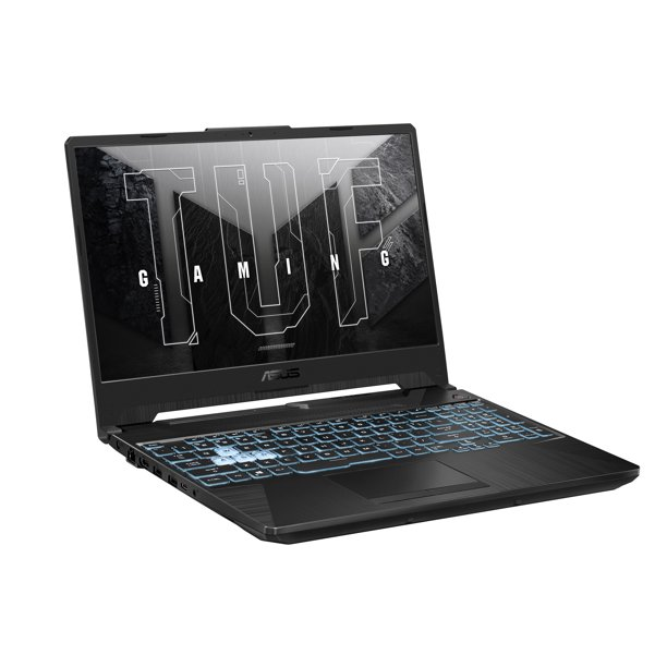 ASUS TUF Gaming Laptop FX506HC-WS53, Intel Core i5-11260H, NVIDIA GeForce RTX 3050- 4GB, SSD 512GB, Ram 8gb (Maximum 32gb) 15.6 FHD, Windows 10 Home